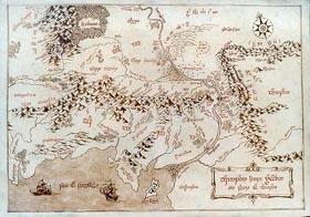 Daniel Reeve artist calligrapher cartographer